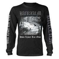Burzum - Hvis Tar Lyset Oss Black (Long Sleeve T-Shirt)
