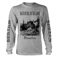 Burzum - Filosofem 3 (Long Sleeve T-Shirt)