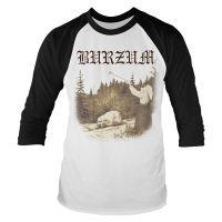 Burzum - Filosofem (3/4 Sleeve Baseball Shirt)