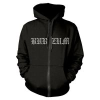 Burzum - Aske (Zipped Hooded Sweatshirt)