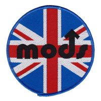 Mods Union Jack (Patch)