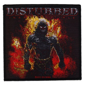Disturbed - Indestructible (Patch)