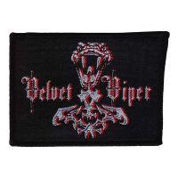 Velvet Viper - Logo (Patch)