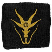3 Inches Of Blood - Logo (Sweatband)