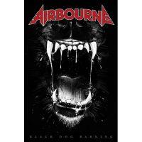 Airbourne - Black Dog Barking (Textile Poster)