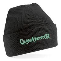 Gloryhammer - Green Logo (Ski Hat)