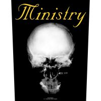 Ministry - The Mind Is A Terrible Thing To Taste (Backpatch)