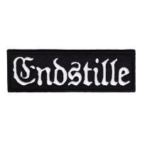 Endstille - Embroidered Logo (Patch)