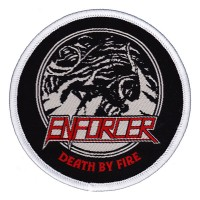 Enforcer - Death By Fire (Patch)