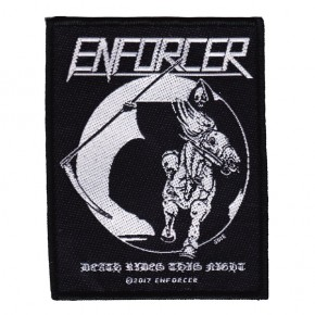 Enforcer - Death Rides This Night (Patch)