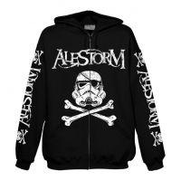 Alestorm - Darth Vader (Zipped Hooded Sweatshirt)