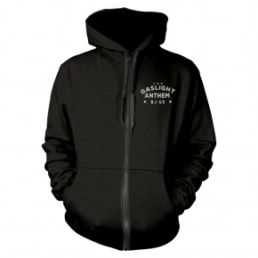 The Gaslight Anthem - Boxing Gloves (Zipped Hooded Sweatshirt)
