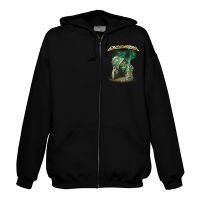Gamma Ray - Absinth (Zipped Hooded Sweatshirt)