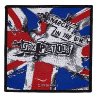 Sex Pistols - Anarchy In The UK (Patch)