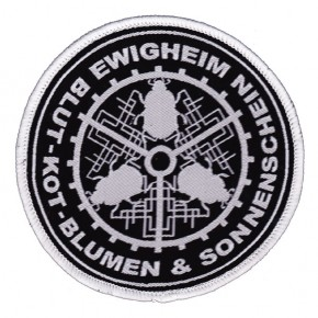 Ewigheim - Blut Kot Blumen (Patch)