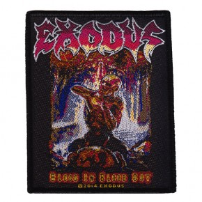 Exodus - Blood In Blood Out (Patch)