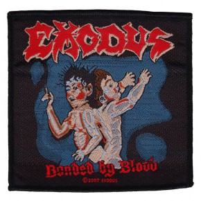 Exodus - Bonded By Blood (Patch)