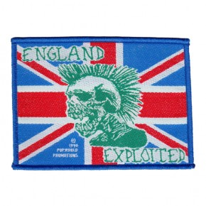 Exploited - England (Patch)