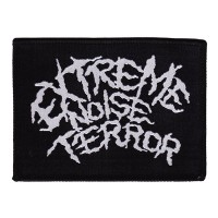Extreme Noise Terror - Logo (Patch)