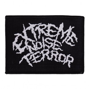 Extreme Noise Terror - Logo (Patch)