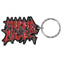 Morbid Angel - Red Logo (Keyring)
