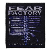 Fear Factory - Demanufacture (Patch)
