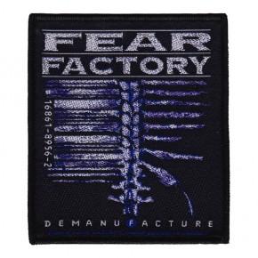 Fear Factory - Demanufacture (Patch)