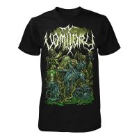 Vomitory - From The Fiery Pits (T-Shirt)