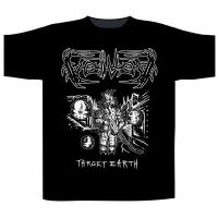 Voivod - Target Earth (T-Shirt)