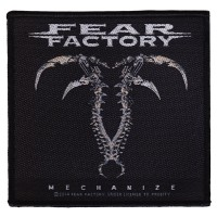 Fear Factory - Mechanize (Patch)
