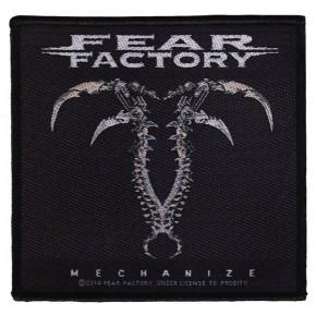 Fear Factory - Mechanize (Patch)