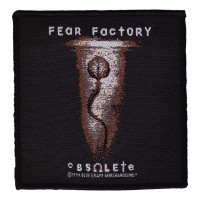 Fear Factory - Obsolete (Patch)