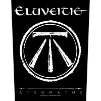 Eluveitie - Ategnatos (Backpatch)