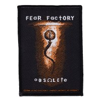 Fear Factory - Obsolete New (Patch)