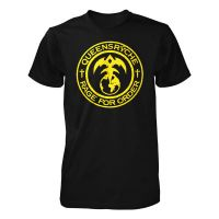 Queensryche - Rage For Order Gold (T-Shirt)