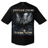 Primal Fear - Delivering The Black (T-Shirt)