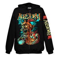 Alestorm - Get Drunk Or Die (Zipped Hooded Sweatshirt)