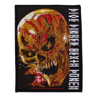 Five Finger Death Punch - And Justice For None (Patch)