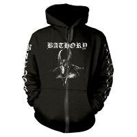 Bathory - Goat (Zipped Hooded Sweatshirt)