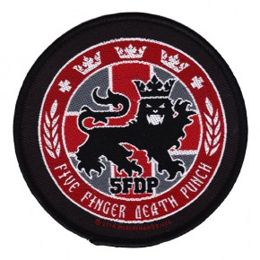 Five Finger Death Punch - Seal (Patch)