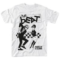 The Beat - Tears Of A Clown White (T-Shirt)