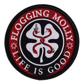 Flogging Molly - Life Is Good (Patch)