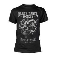 Black Label Society - Hell Riding (T-Shirt)