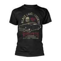 Black Label Society - Hell Riding Hotrod (T-Shirt)
