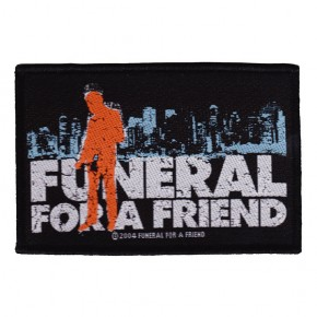 Funeral for A Friend - Figure (Patch)