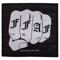 Funeral for A Friend - Fist (Patch)