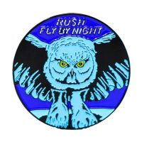 Rush - Fly By Night (Metal Pin Badge)
