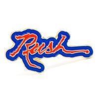 Rush - Hemispheres Logo (Metal Pin Badge)