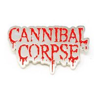 Cannibal Corpse - Logo (Metal Pin Badge)