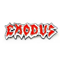 Exodus - Logo (Metal Pin Badge)